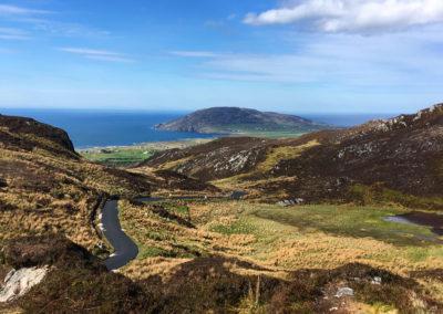 MaVoya Exclusiv Reise Irland Inishowen Mamore Gap
