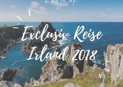 MaVoya Exclusiv Reise Irland 2018