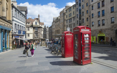Peggy & Uwes Edinburgh Reise
