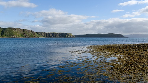 Schottlands Küste