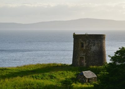 Tower in Schottland