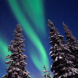 Busrundreisen Gruppenreise Finnland Nordlichter