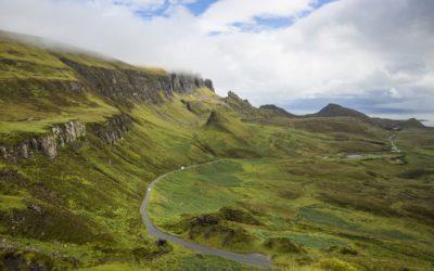 Simone und Dietmars Schottlandreise