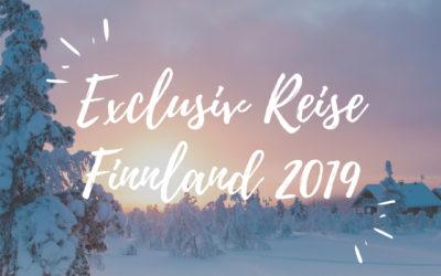Exclusiv Reise nach Finnland
