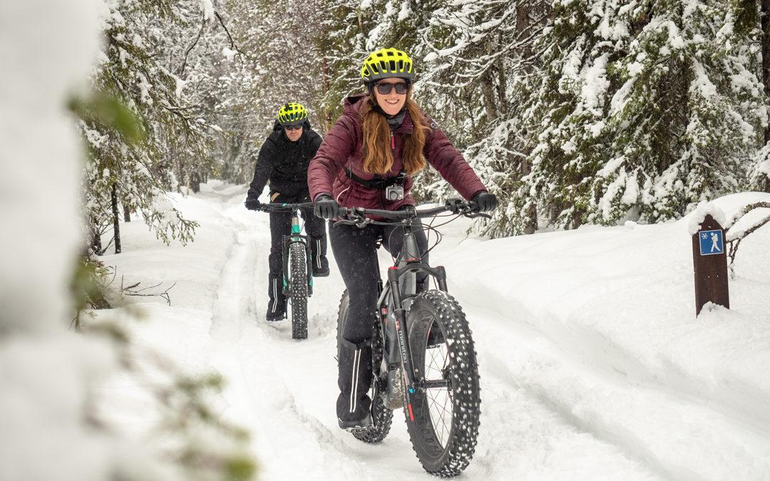 Exclusiv Reise nach Finnland: Fat Bike Tour