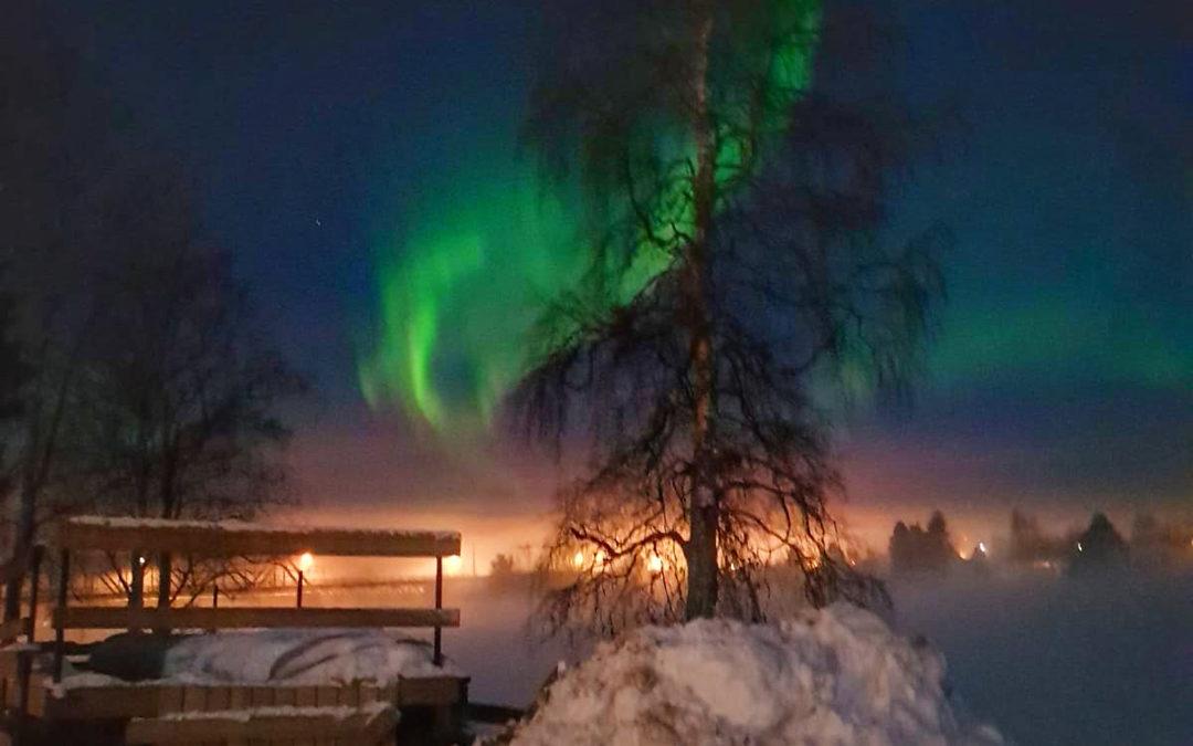 Exclusiv Reise nach Finnland: Nordlichter