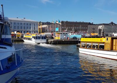 Hafenrundfahrt in Helsinki