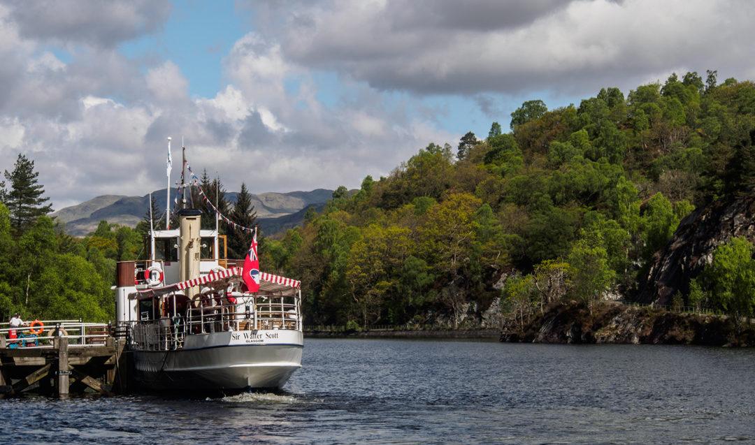 Loch Katrine, Schottland