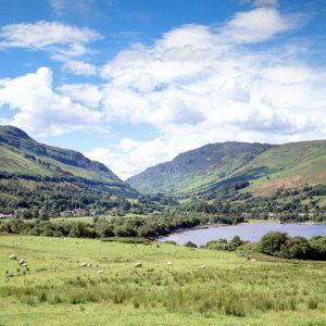 Autoreise Schottland Loch Earn