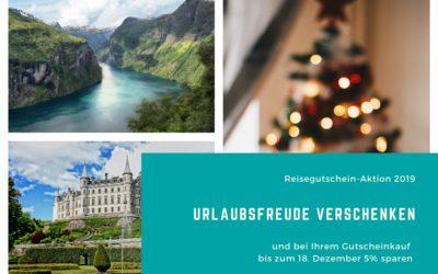 Reisegutschein-Aktion 2019