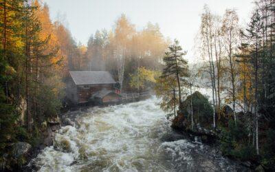 Oulanka-Nationalpark, Finnland
