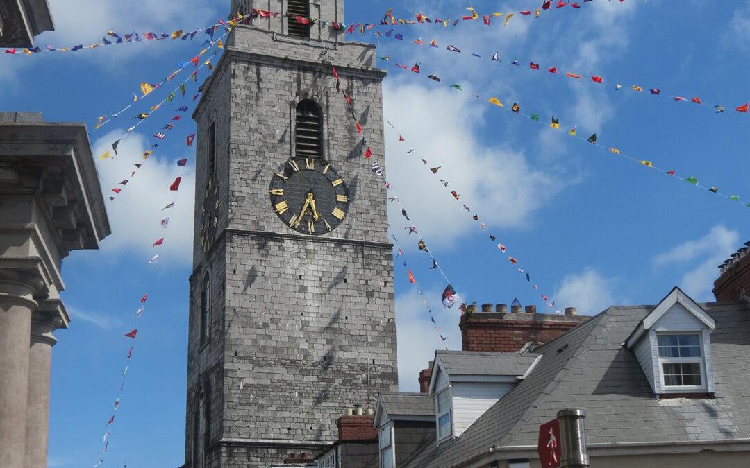 St. Anne's Shandon, Irland