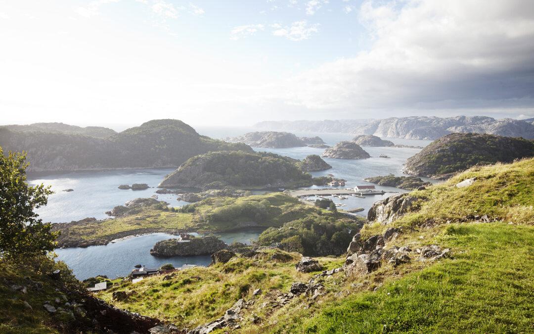 Insel Hidra, Norwegen