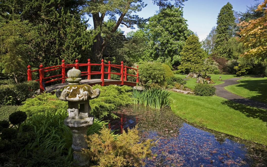 Japanischer Garten, Irland
