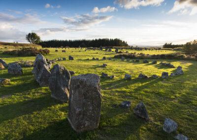 Beagmore Steinkreis im County Tyrone