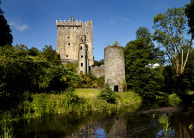 Blarney Castle im County Cork