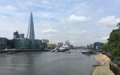 Reisebericht London