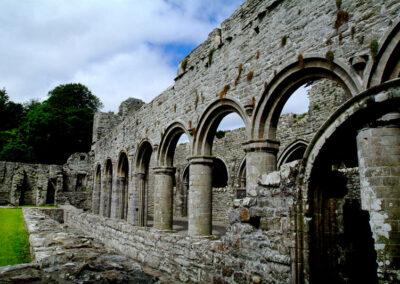 Boyle Abbey im County Roscommon