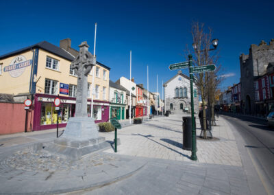 Der Ort Cashel im County Tipperary