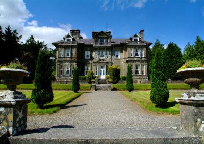 Clonalis House im County Roscommon