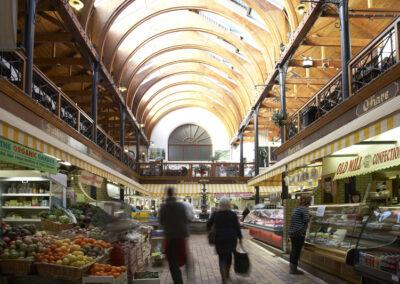 English Market in Cork, County Cork