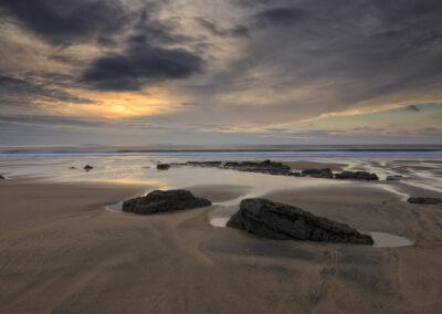 Fanore Beach im County Clare