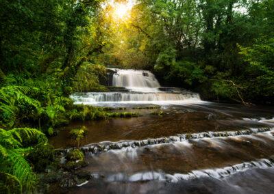 Fowley Falls, County Leitrim
