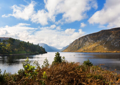 Glenveagh Nationalpark im County Donegal