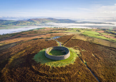 Grianan of Aileach, County Donegal