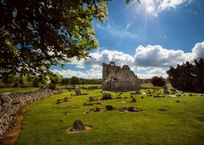 Jerpoint Abbey im County Kilkenny