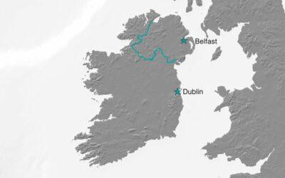 Irland: Geographie