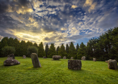Kenmare Stone Circle im County Kerry