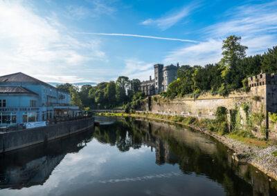 Kilkenny Castle in Kilkenny