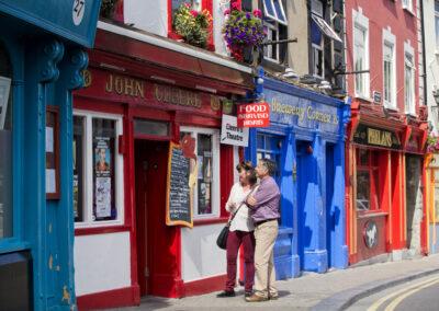 Geschäfte in Kilkenny