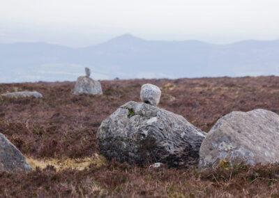 Knocknarea Mountain im County Sligo