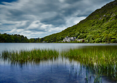 Kylemore Abbey im County Galway