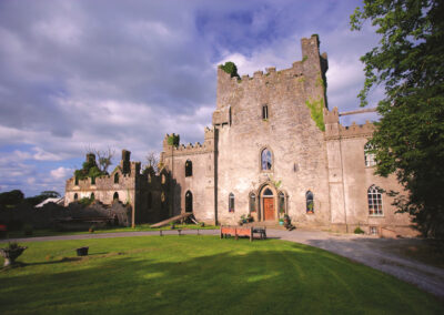Leap Castle im County Offaly