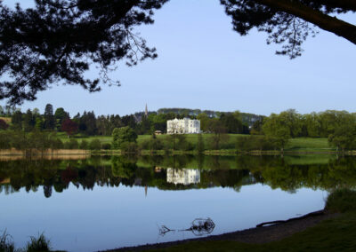 Hope Castle am Lough Muckno im County Monaghan