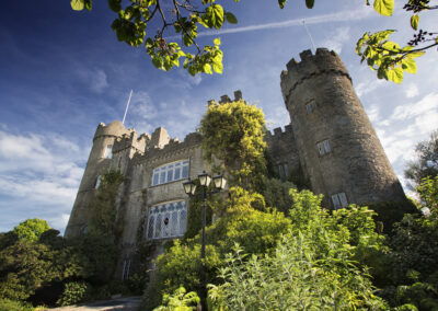 Malahide Castle im County Dublin
