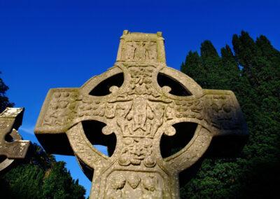Steinkreuz von Monasterboice im County Louth