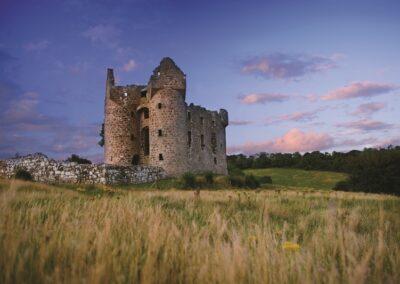 Monea Castle im County Fermanagh
