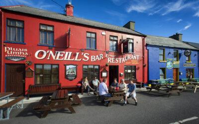 Irland: Essen und Trinken