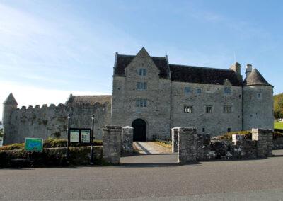 Parkes Castle im County Leitrim