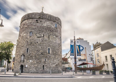 Reginald's Tower in Waterford