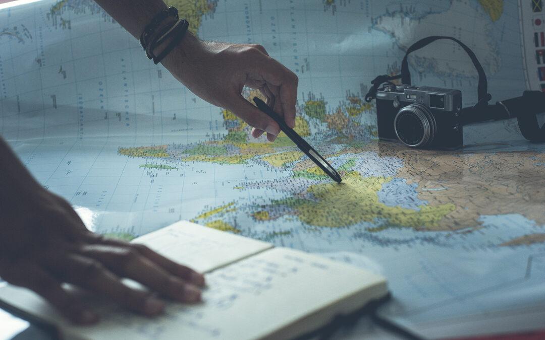 Irland: Reiseplanung