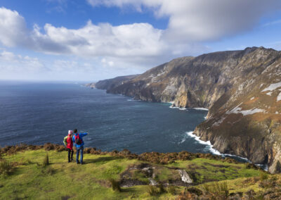 Slieve League im County Donegal