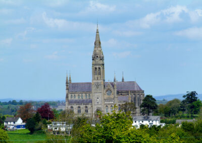 St Macartans Cathedral in Monaghan