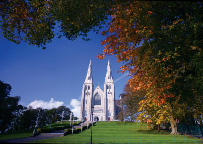 St. Patrick's Cathedral in Armagh, County Armagh
