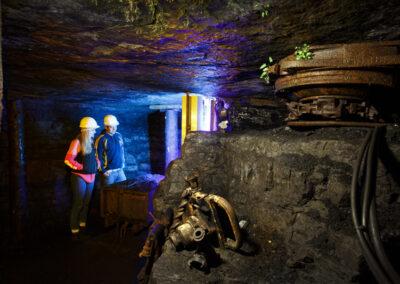 Arigna Minen im County Roscommon