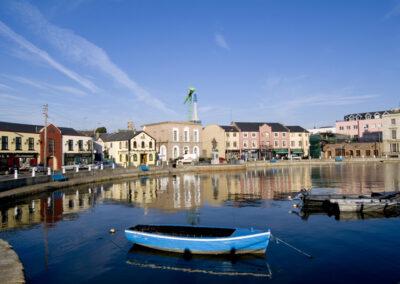 Der Hafen von Wexford